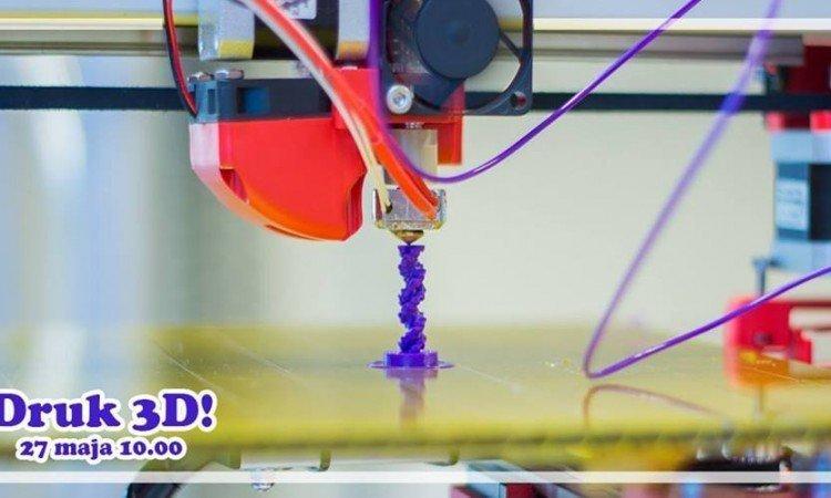 Warsztaty Druk 3D- Esy Floresy