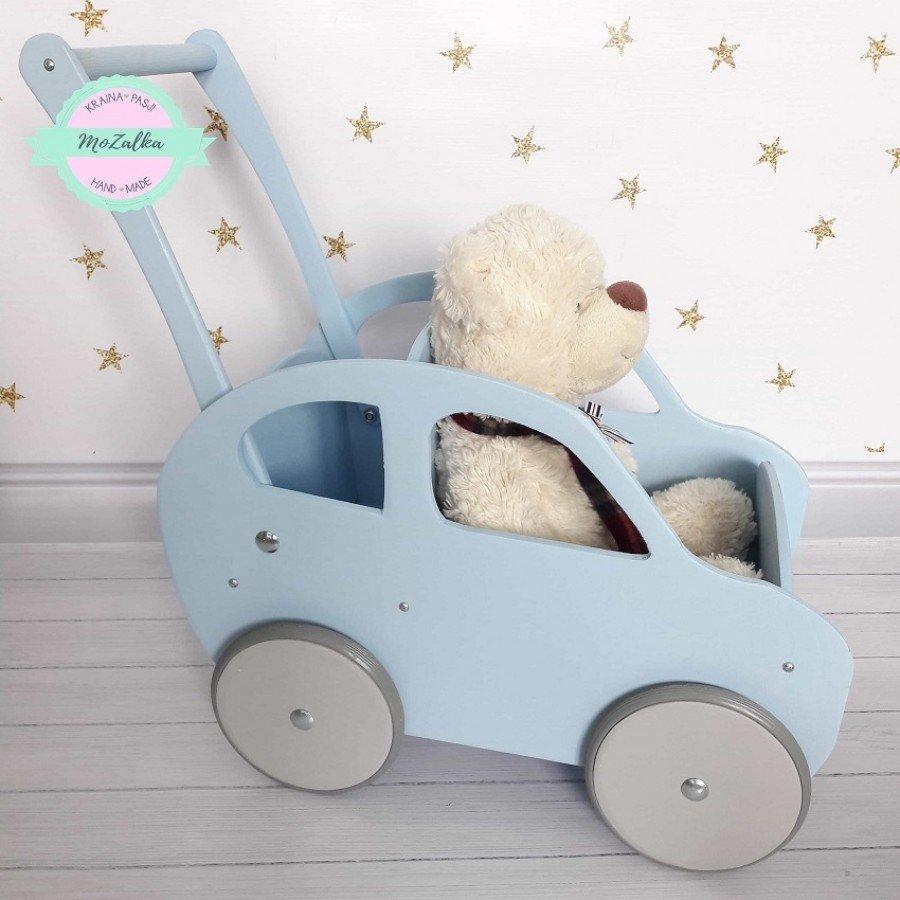 MoZalka Wózek Auto | Esy Floresy