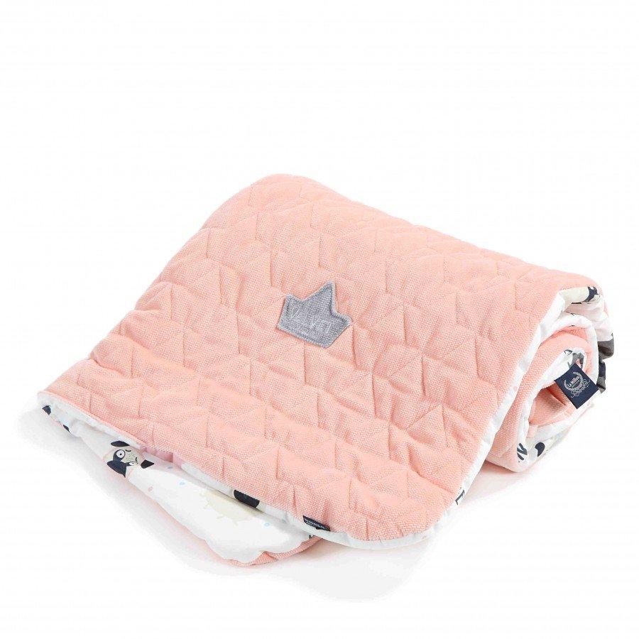 La Millou - Narzutka Przedszkolaka Slim - Doggy Unicorn - Powder Pink | Esy Floresy