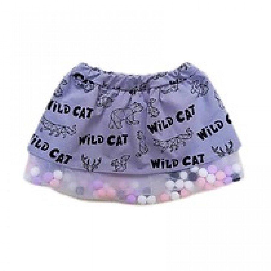 Wild Cat - Spódniczka Pompon   Esy Floresy