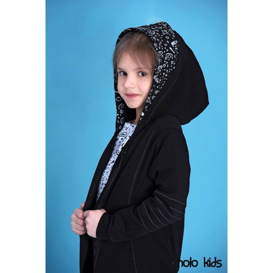 Holo Kids - Bluza Kosmos Rozpinana | Esy Floresy