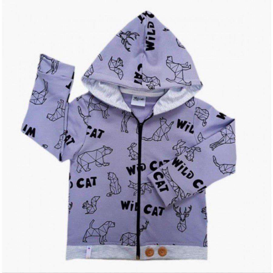 Wild Cat - Bluza animals   Esy Floresy