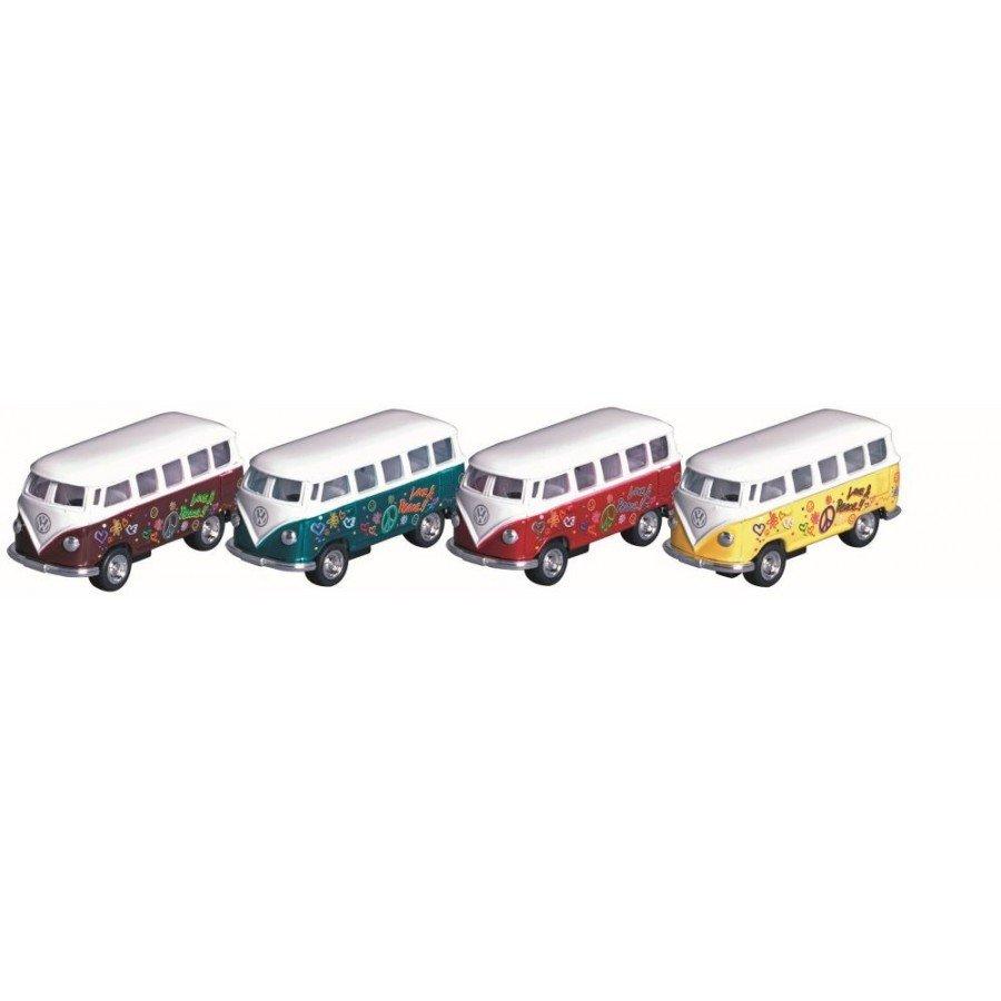 Gollnest & Kiesel KG - Samochód dla dzieci Volkswagen Bus | Esy Floresy