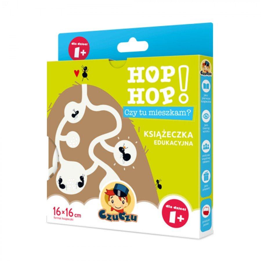 CzuCzu Hop, hop! Czy tu mieszkam? | Esy Floresy