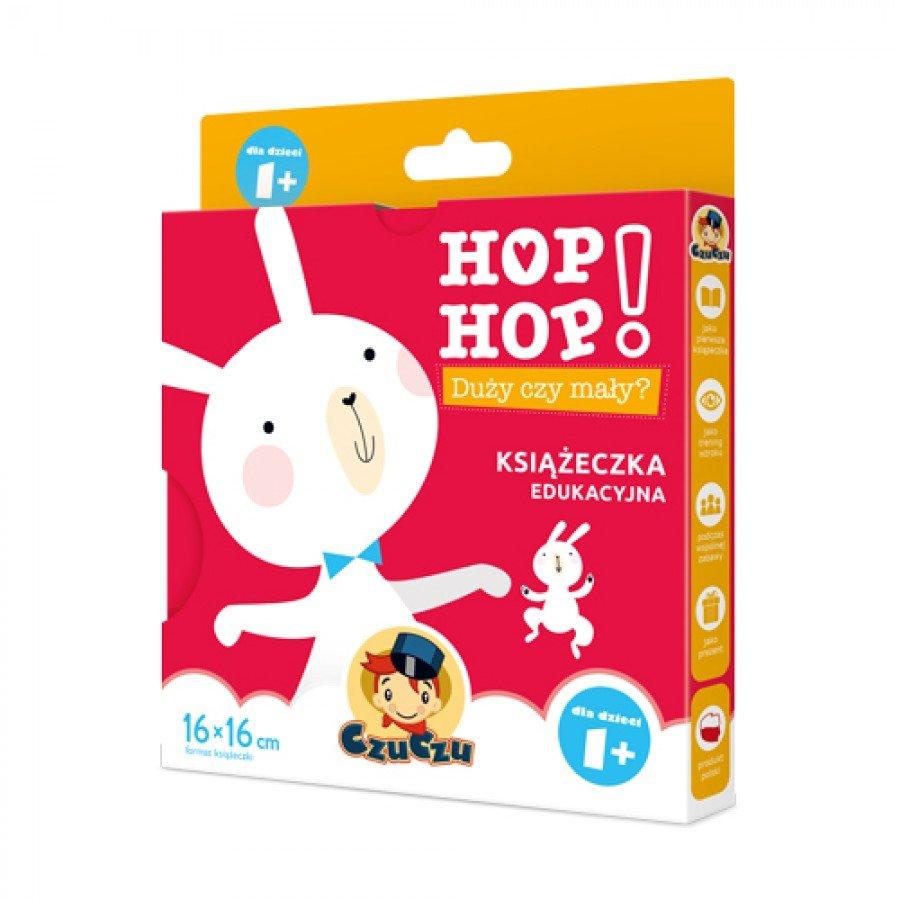 CzuCzu Hop, hop! Duży czy mały? | Esy Floresy