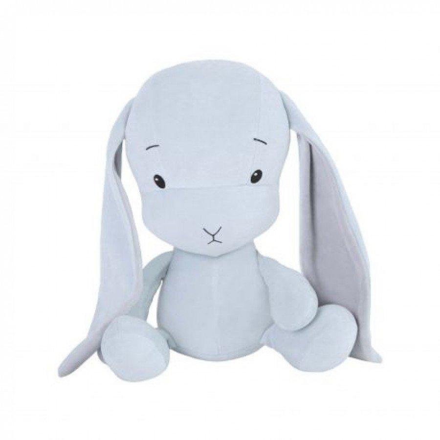 Effiki - Królik Effik S - Niebieski, Szare uszy, 20 cm | Esy Floresy