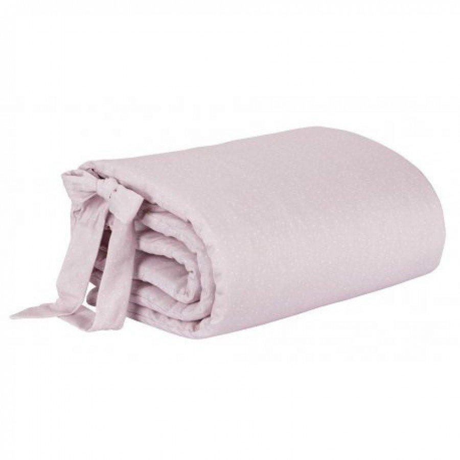 Effiki - Ochraniacz w kropki Róż - Małgosia Socha 30 x 180 | Esy Floresy