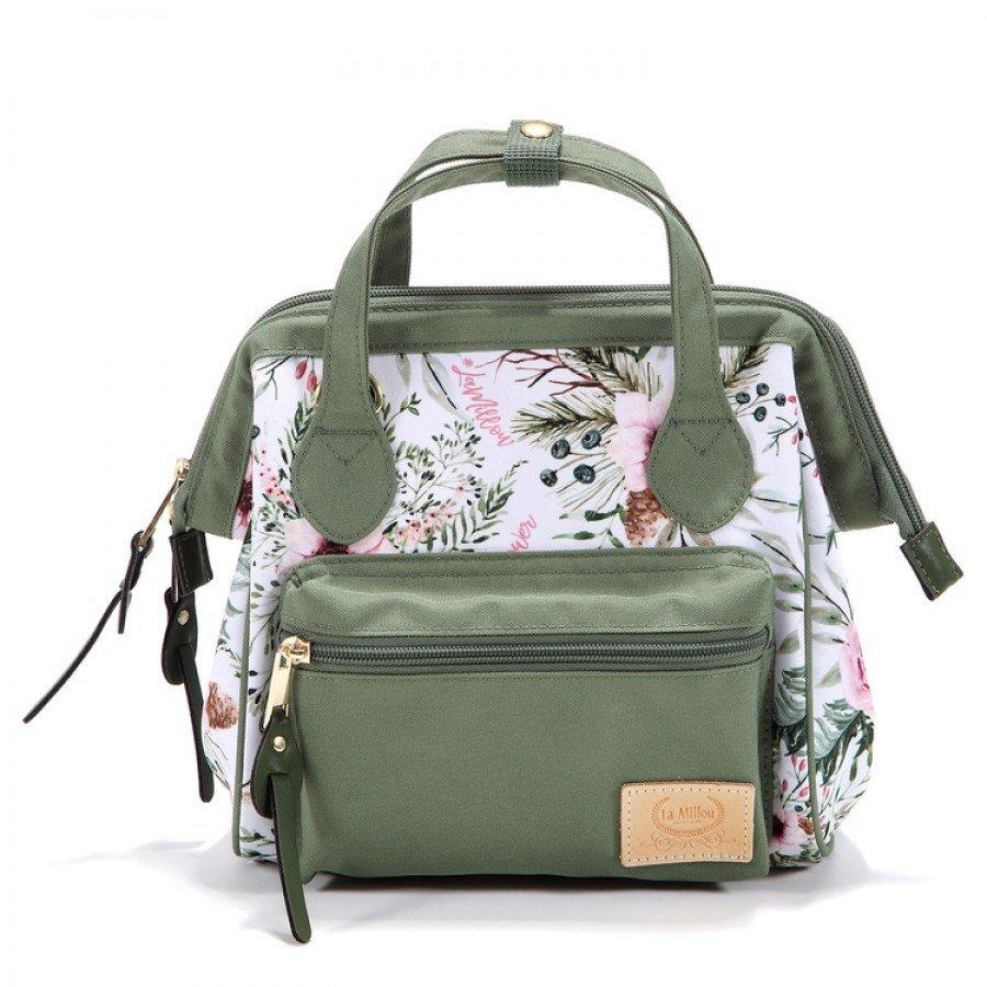 La Millou - Dolce Vita Mini Plecak/Torebka Wild Blossom | Esy Floresy