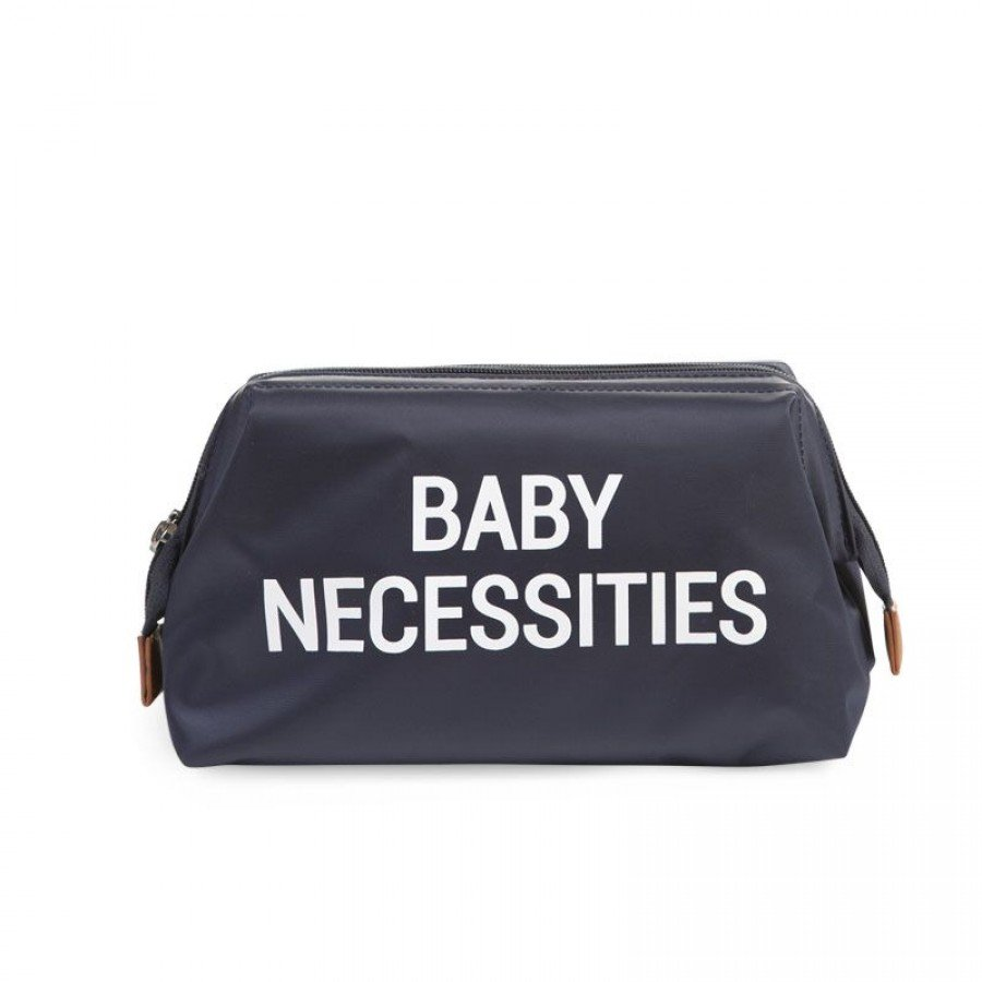 Childhome - Kosmetyczka Baby Necessities granatowa | Esy Floresy
