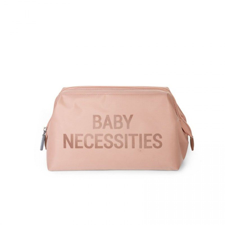 Childhome - Kosmetyczka Baby Necessities różowa | Esy Floresy