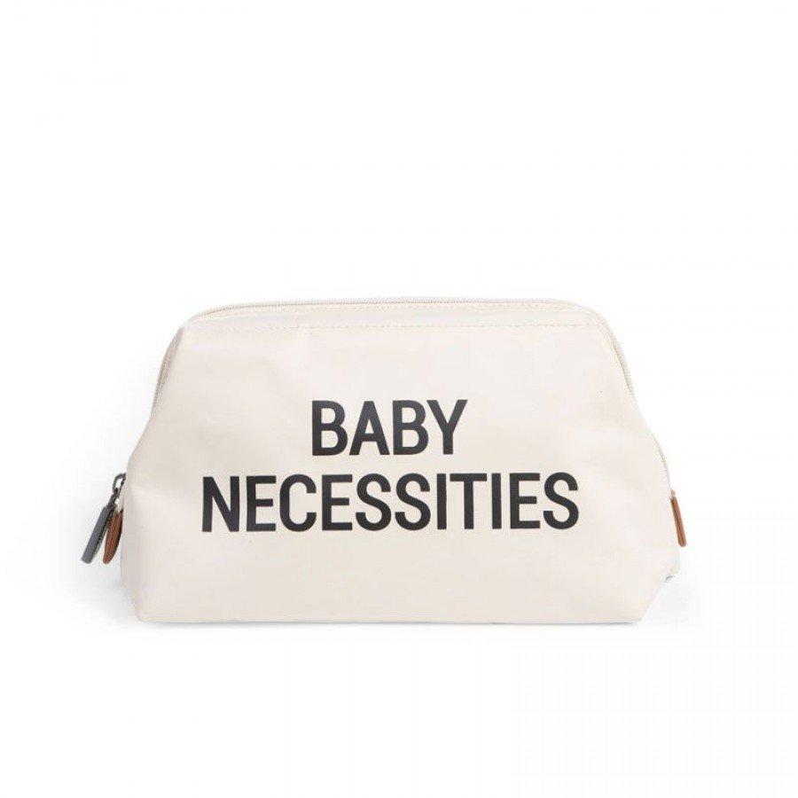 Childhome - Kosmetyczka Baby Necessities kremowa | Esy Floresy