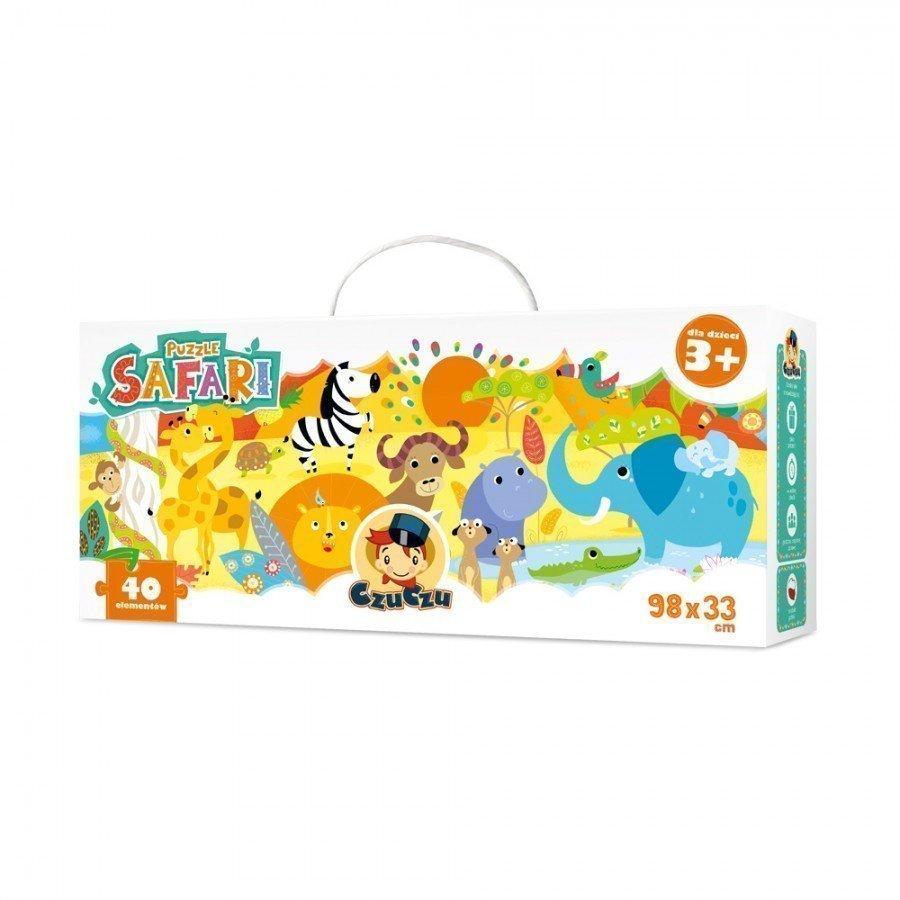 CzuCzu Puzzle Safari   Esy Floresy