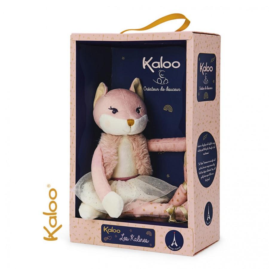Kaloo Lisica Roxia 35 cm w pudełku kolekcja Les Kalines - Esy Floresy