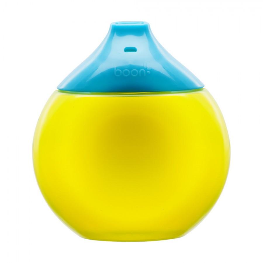 Boon - Kubek niekapek fluid Green/Blue | Esy Floresy