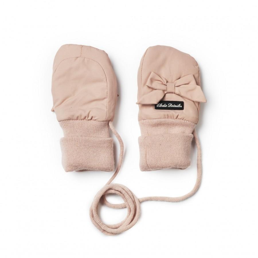 Elodie Details - rękawiczki Powder Pink, 0-12 m-cy | Esy Floresy