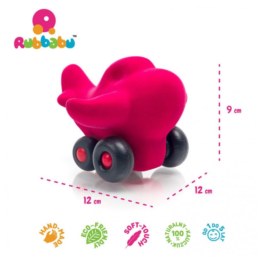 Rubbabu - Sensoryczny pojazd - Esy Floresy
