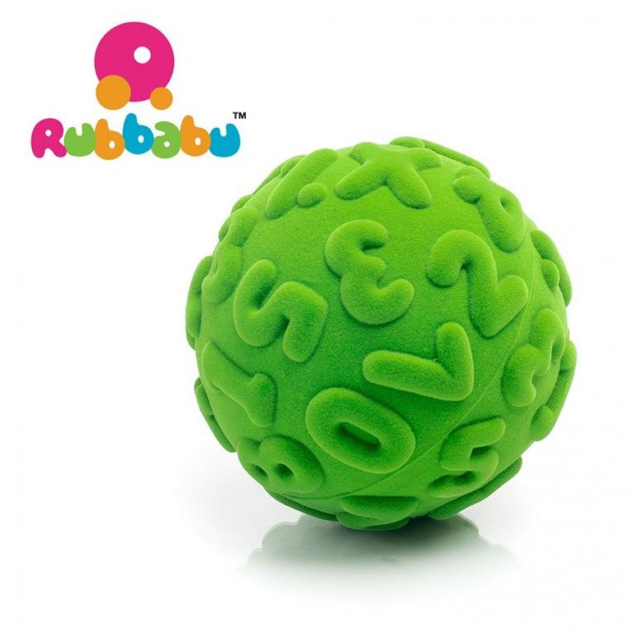 Rubbabu - Sensoryczna piłka z delikatną fakturą - Esy Floresy