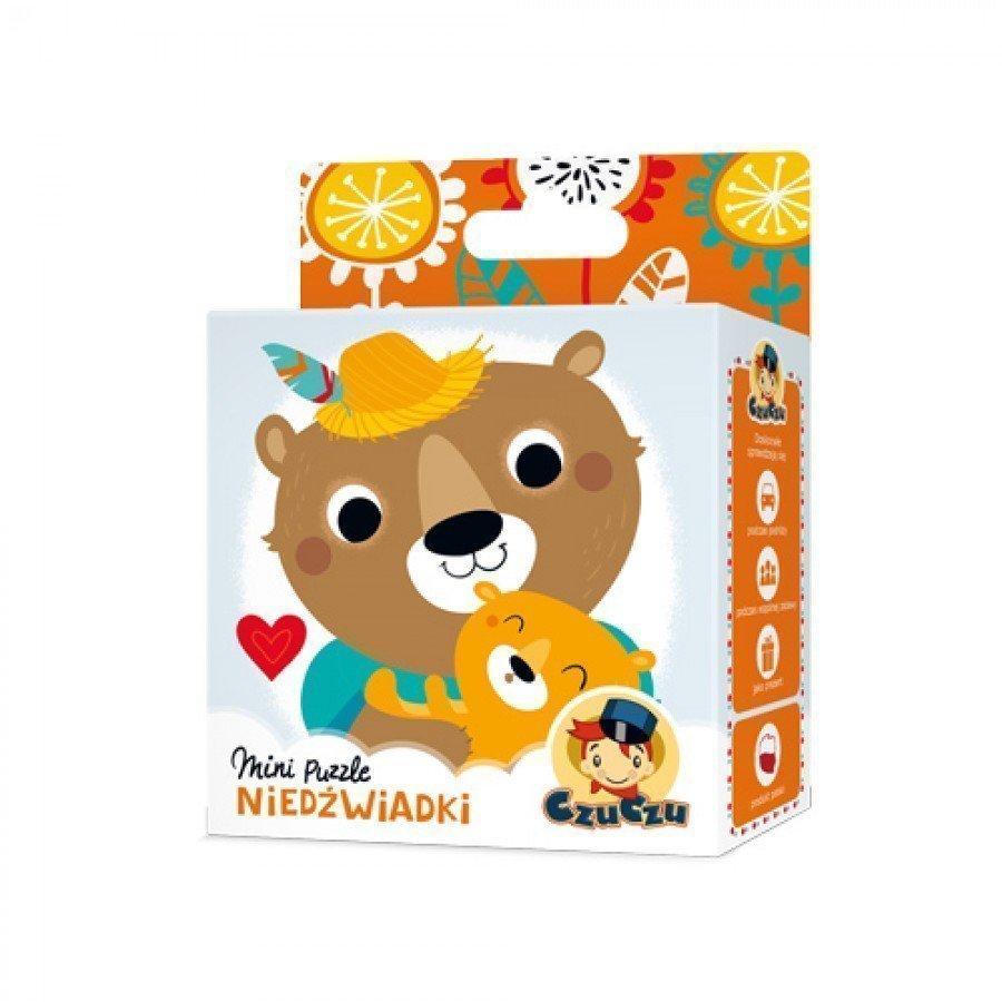 CzuCzu Mini Puzzle Niedźwiadki | Esy Floresy