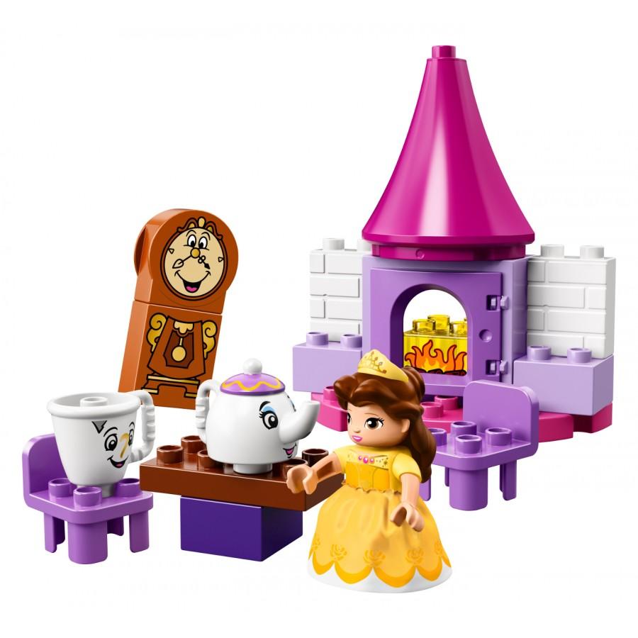 Lego Duplo - Herbatka u Belli   Esy Floresy