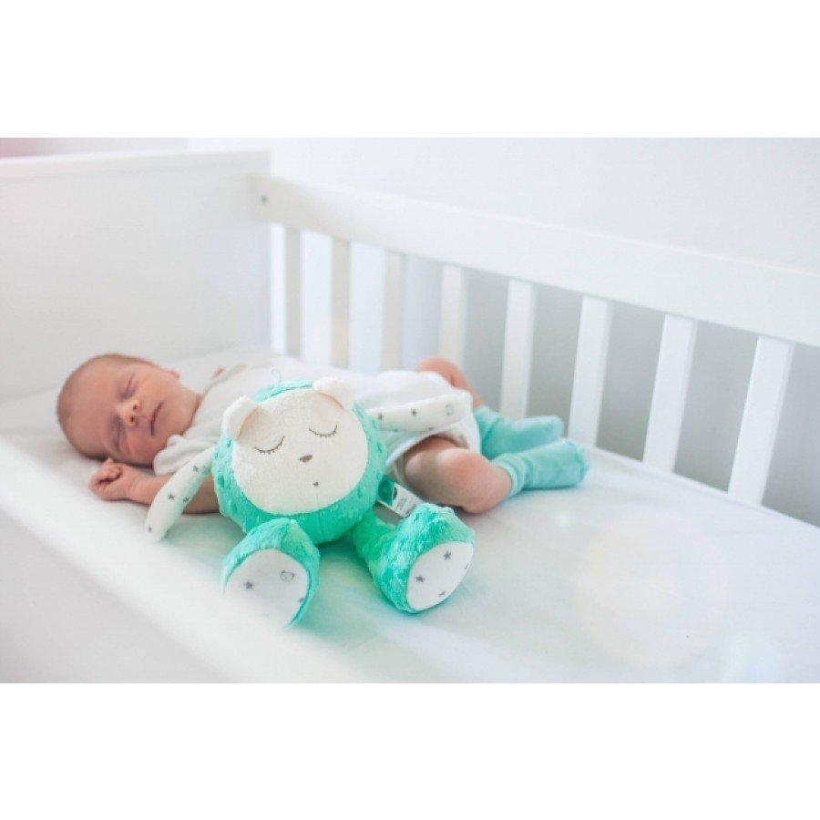 Szumiś Sleep Maskotka Czujnik snu Miętowy - Esy Floresy