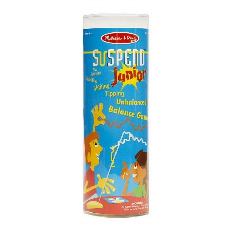 Melissa & Doug, Suspend Junior, gra zręcznościowa - Esy Floresy