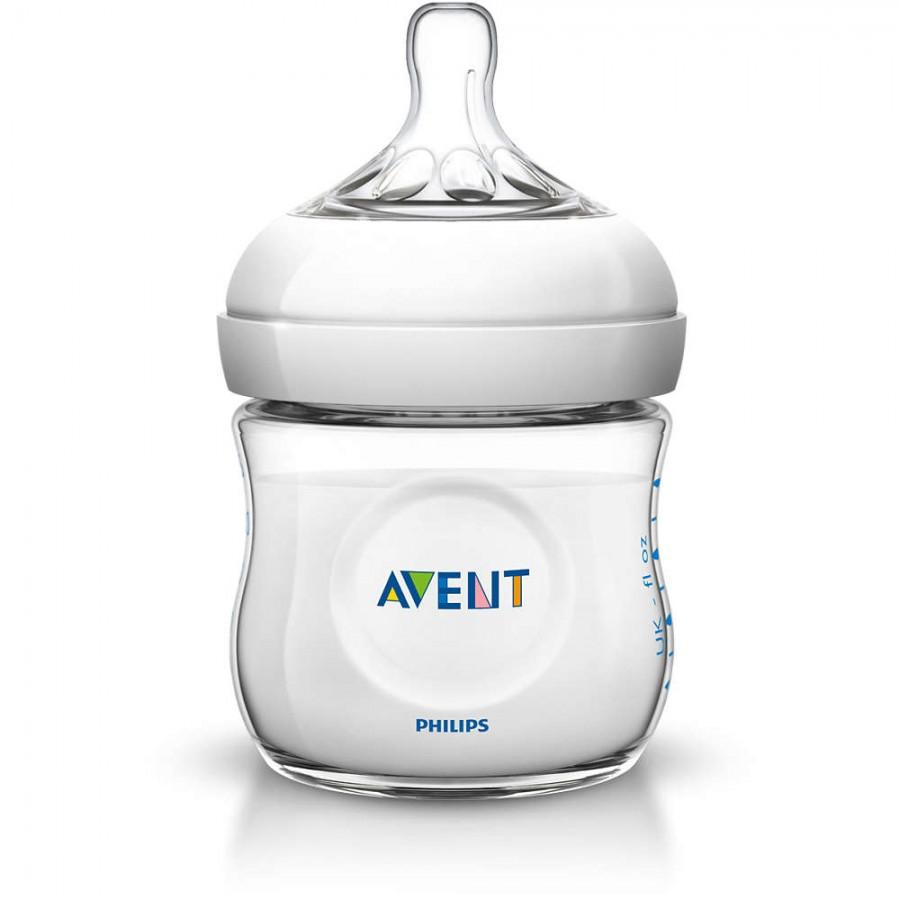 AVENT NATURAL Butelka dla niemowląt 0+ 690/17 - 125 ml | Esy Floresy