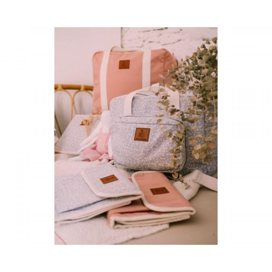 My Bag's - Przewijak  My Liberty Flowers light grey - Esy Floresy