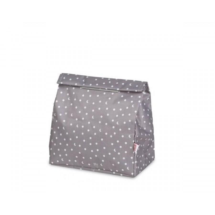 My Bag's - Torebka Snack Bag My Sweet Dream's grey | Esy Floresy