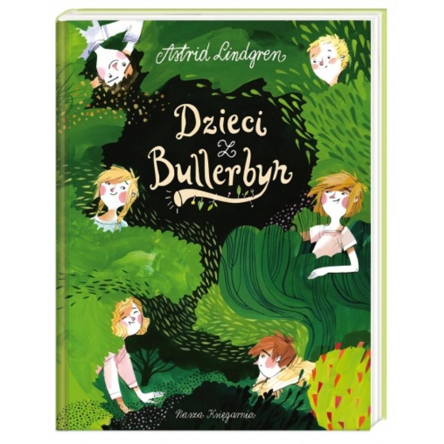 Dzieci z Bullerbyn Astrid Lindgren   Esy Floresy