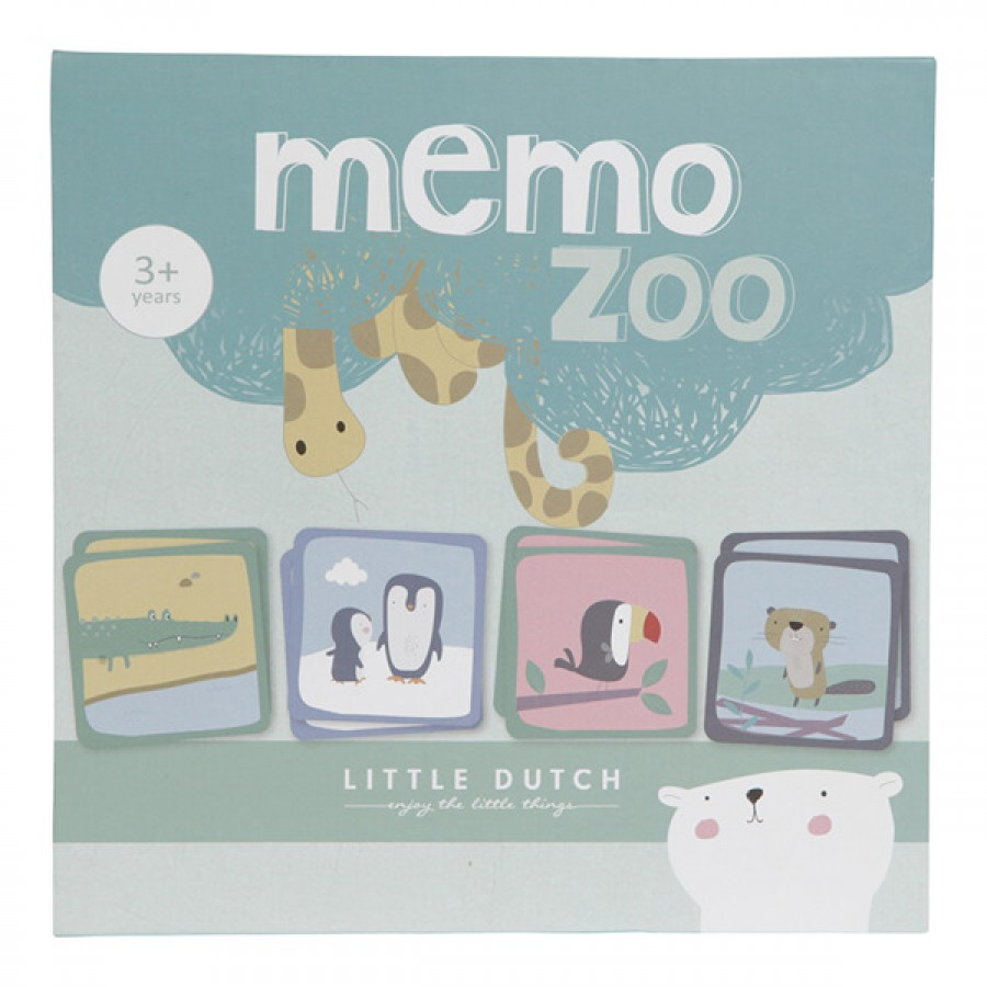 Little Dutch - MEMORY ZOO | Esy Floresy