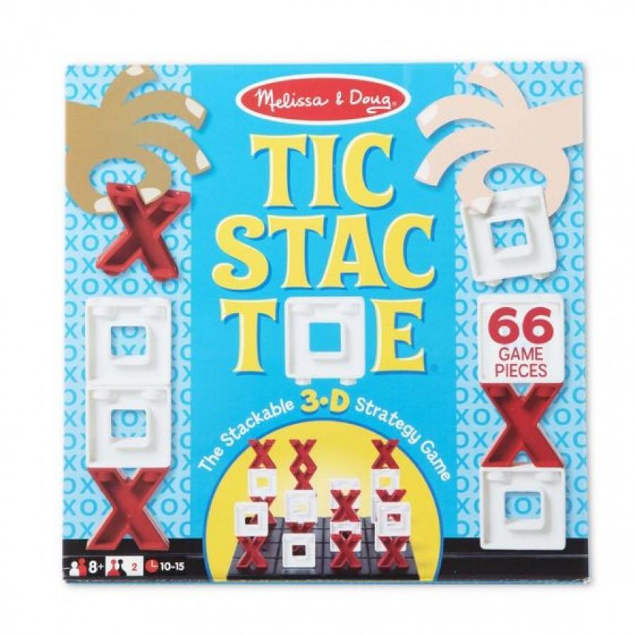 Melissa & Doug Tic Stac Toe - Esy Floresy