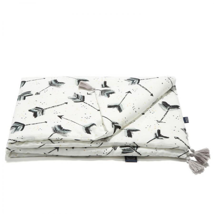 La Millou - Bamboo Bedding King Size - Boho Royal Arrows. | Esy Floresy