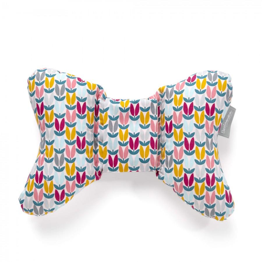 Beztroska - Poduszka motylek geometric flowers . | Esy Floresy