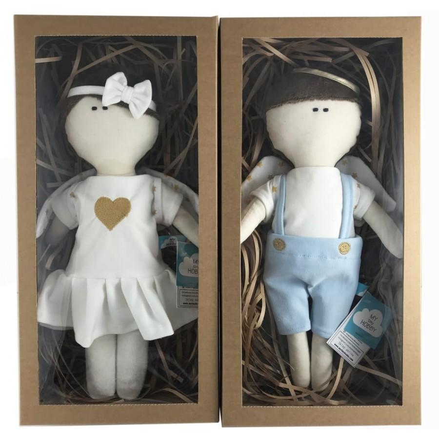 MytinyHOBBY -  Pamiątka chrztu - Dziewczynka  - Esy Floresy