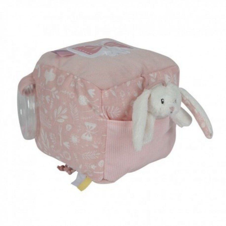 Little Dutch - Kostka Pink Adventure . - Esy Floresy