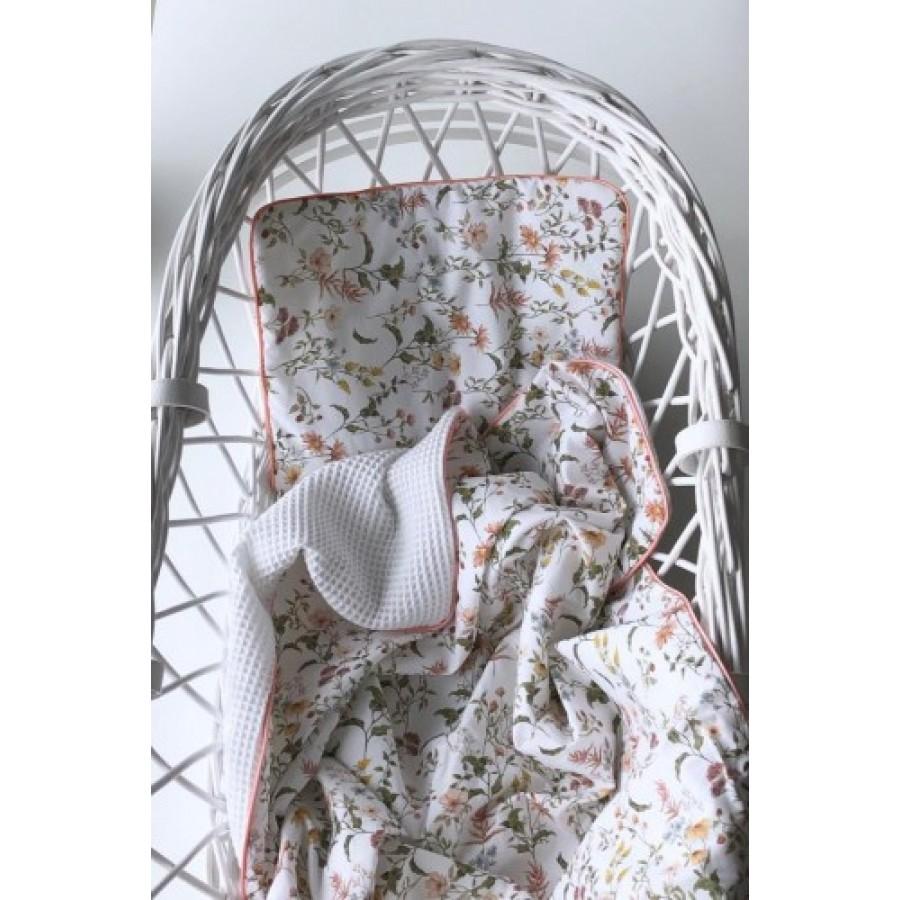Montibi - Kocyk z poduszką dla dzieci -