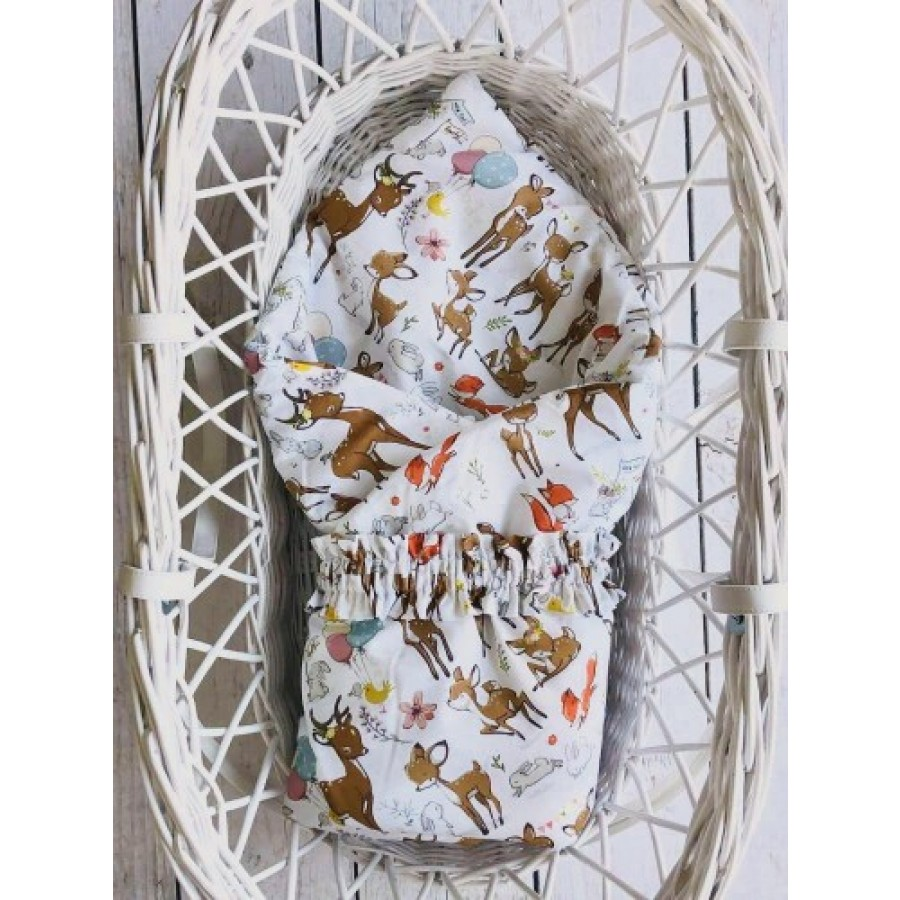 Montibi - Rożek niemowlęcy - Przyjaciele lasu .   Esy Floresy