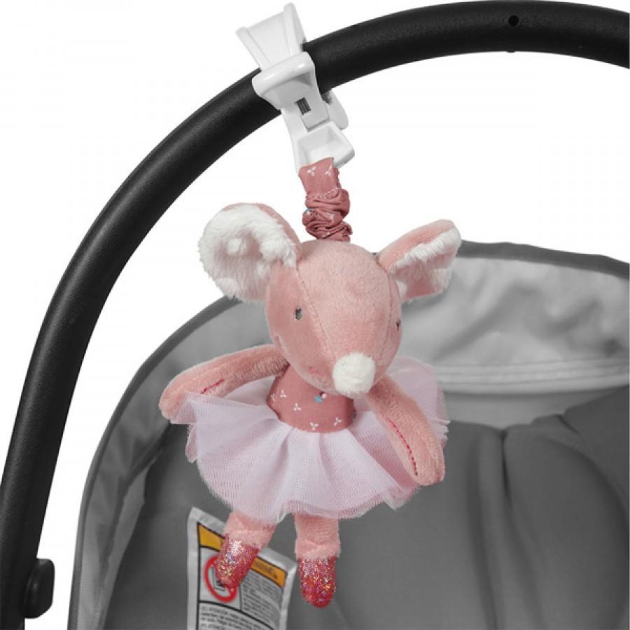 Tiamo - - Wibrująca zabawka Myszka - Baletnica . | Esy Floresy