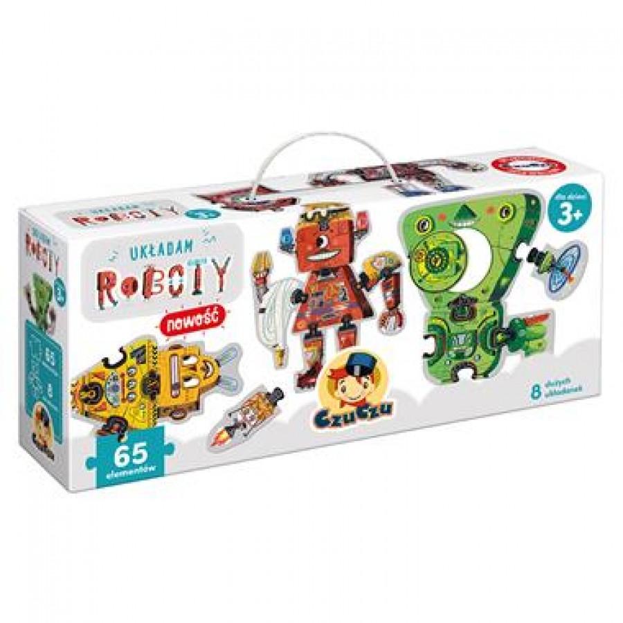 CzuCzu - Układam Roboty  .   Esy Floresy