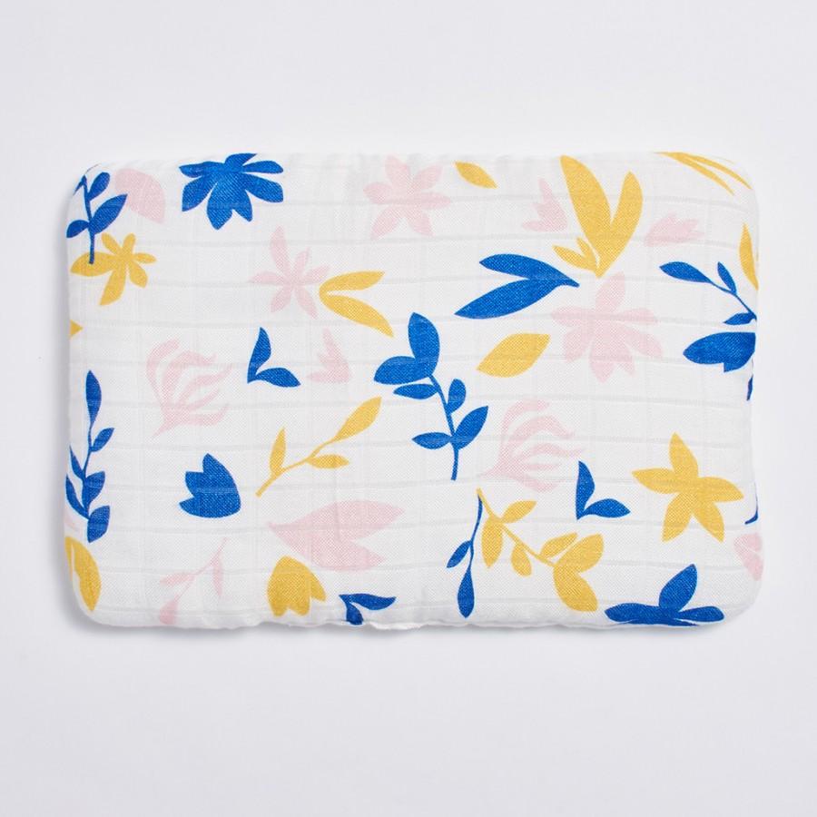 Bim Bla - Bambusowa poduszka niemowlęca - Bloom    Esy Floresy