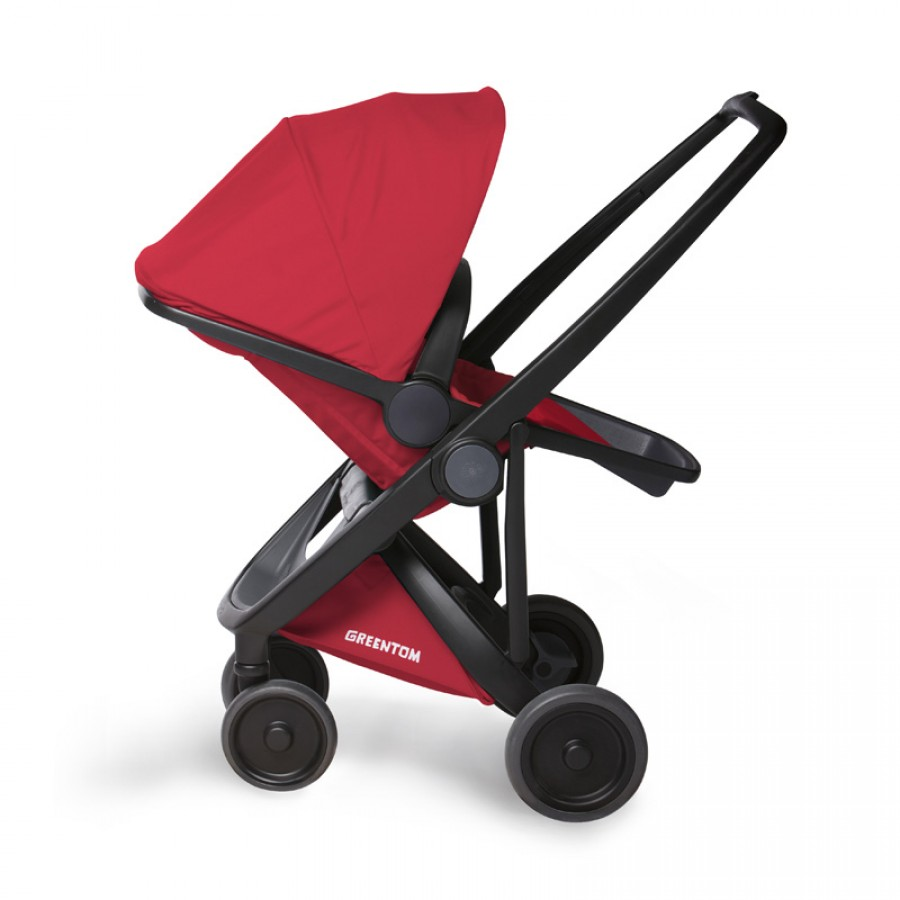 Greentom - Wózek Reversible black - red - Esy Floresy