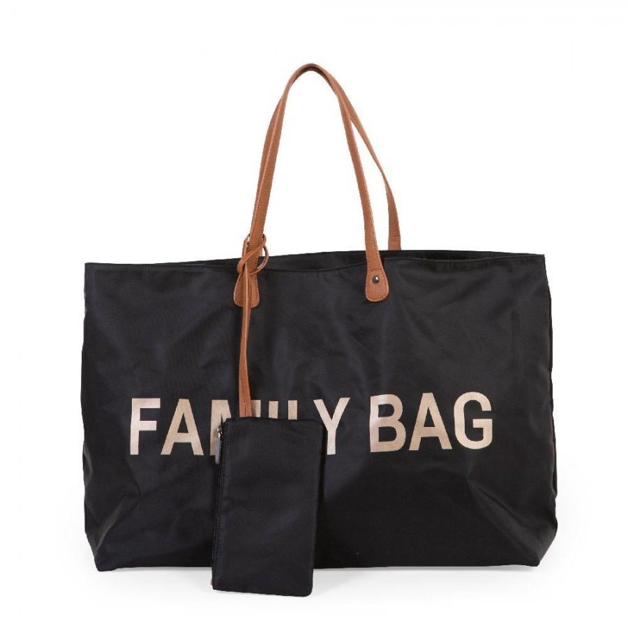 Childhome - Torba Family Bag Czarna - Esy Floresy