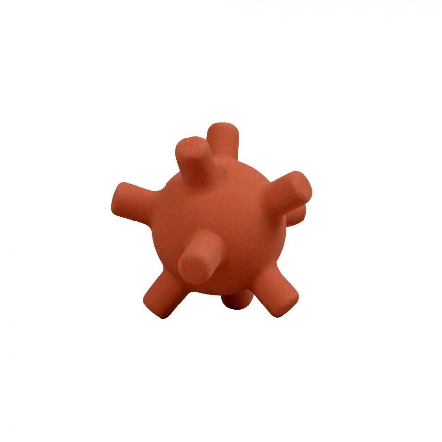 Filibabba - Gryzak sensoryczny Piłka Rust - Esy Floresy