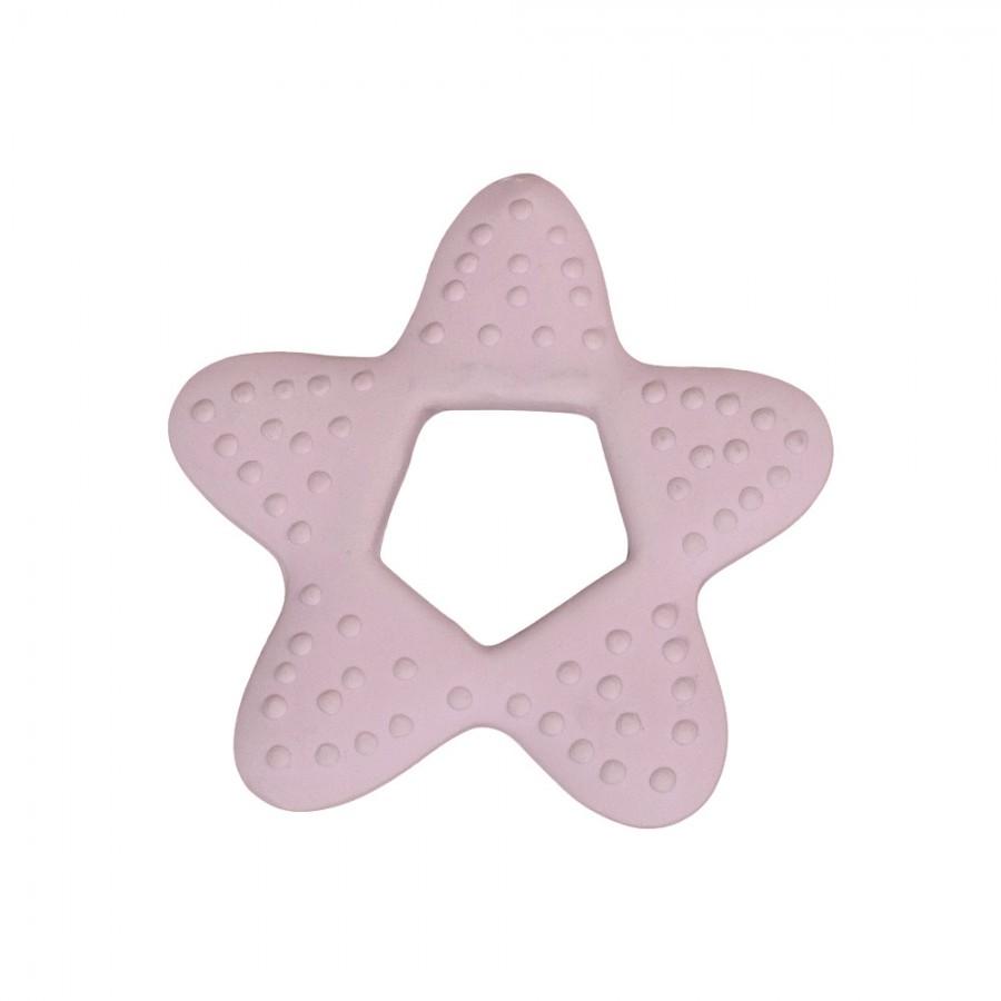 Filibabba - Gryzak sensoryczny Gwiazdka Light Lavender - Esy Floresy