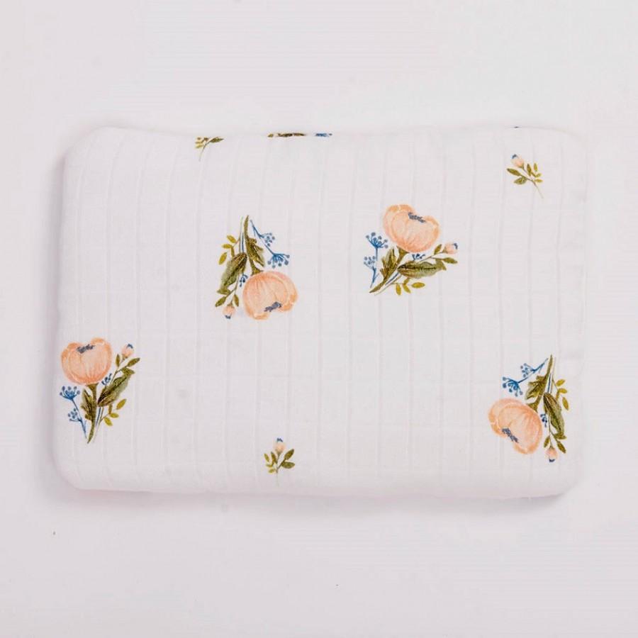 Bim Bla - Poduszeczka bambusowa Floral 30x40 cm - Esy Floresy