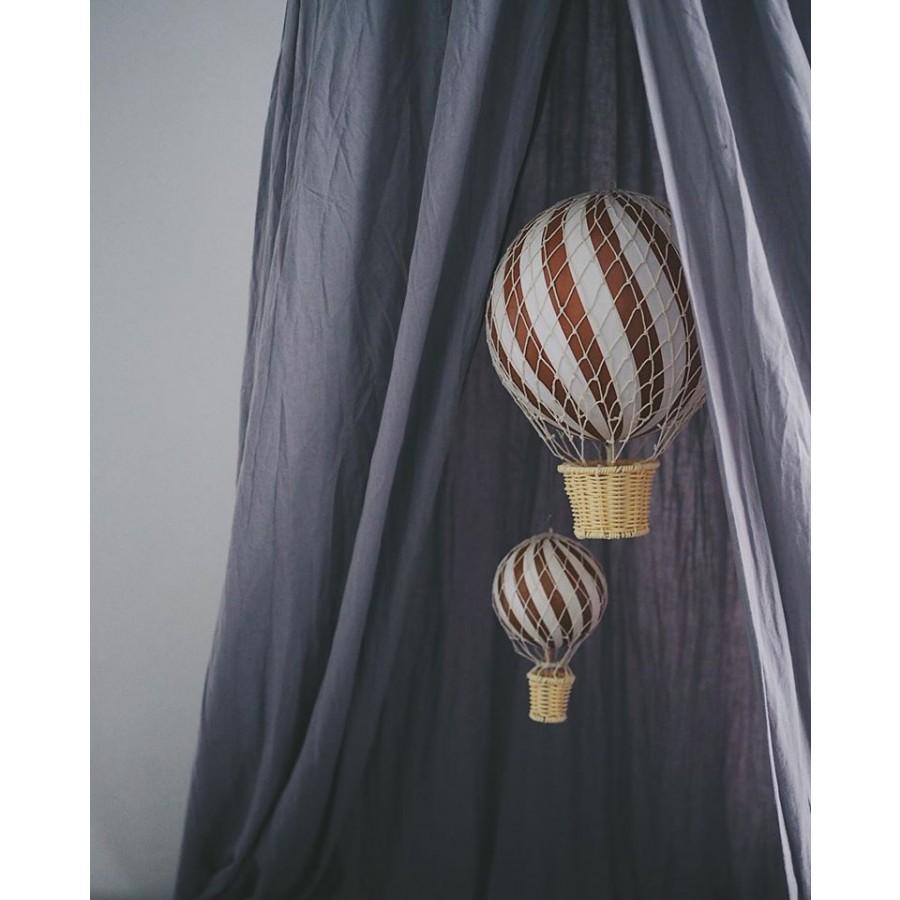 Filibabba - Balon 20 cm Grey - Esy Floresy