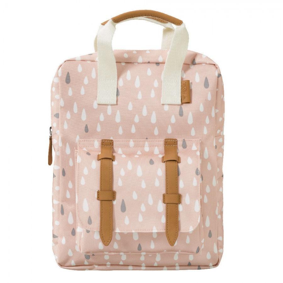 Fresk - Plecak Kropelki Pink - Esy Floresy