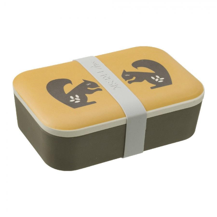 Fresk - Bambusowe pudełko śniadaniowe Las - Esy Floresy