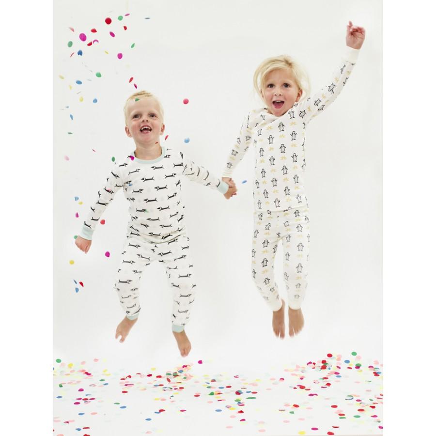 Fresk - Piżama bawełniana dwuczęściowa 4 lata Jeż - Esy Floresy