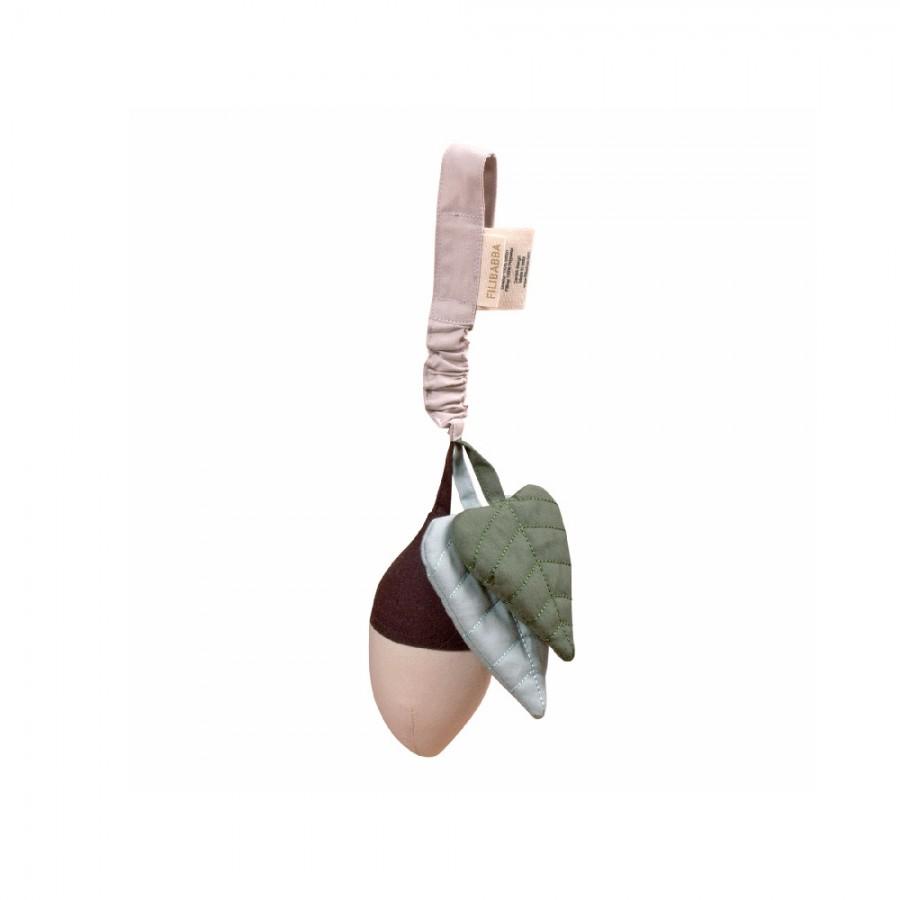 Filibabba - Zawieszka sensoryczna Acorn Dark Mint - Esy Floresy